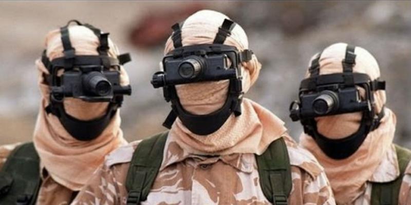 Kwikku, British Special Air Service SAS setara dengan SBS Mereka termasuk pasukan yang terpenting dalam perang Irak