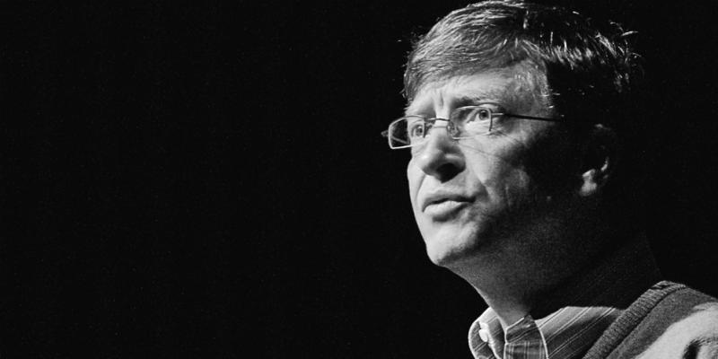 Kwikku, Bill Gates