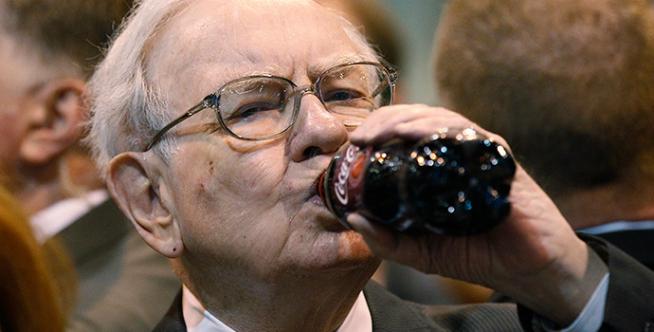 Kwikku, Warren Buffett
