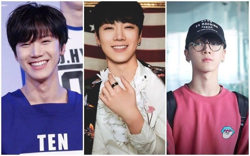 Kwikku, Ten NCT juga merupakan salah satu idol yang berasal dari Thailand Cowok yang memiliki nama asli Ten Chittaphonn Leechaiyapornkul ini memulai debutnya pada tahun  lalu Namanya susah juga ya
