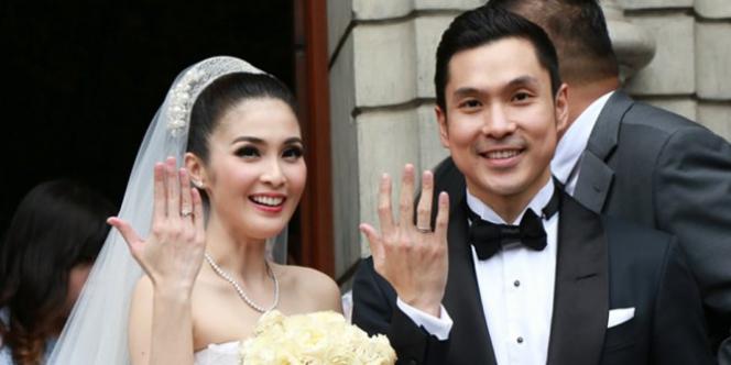 Kwikku, Sandra Dewi  Harvey Moeis