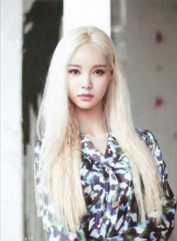 Kwikku, Dengan warna rambutnya yang pirang banyak yang mengira Jinsool Loona adalah orang asing dengan campuran dari berbagai etnis Nyatanya Jinsool asli Korea juga gaes