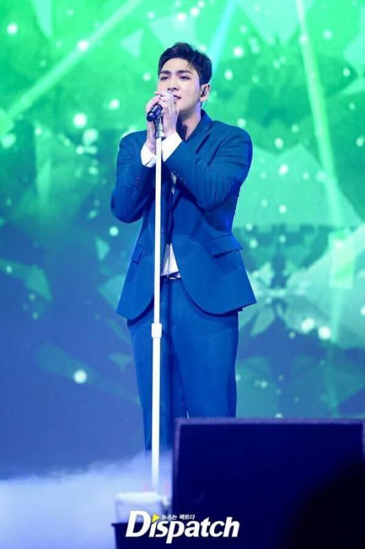 Kwikku, Selain memiliki wajah tampan Baekho juga memiliki suara emas Bahkan ia dipercaya menjadi vokalis utama dalam grup Nuest
