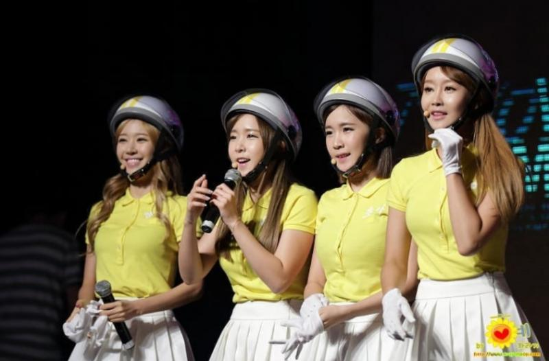Kwikku, Crayon Pop