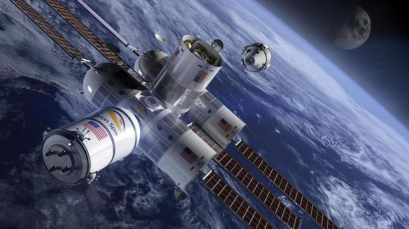 Kwikku, Modul hotel Aurora Station akan mengorbit  km di atas permukaan bumi