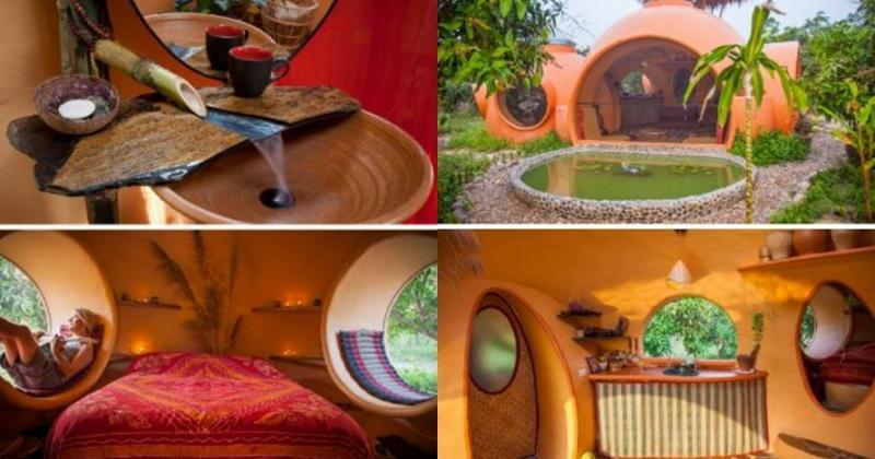 Kwikku, Ada juga rumah mangga yang dibuat oleh seorang arsitek bernama Steve Ia membangun rumah mini ini ditengah kebun mangga