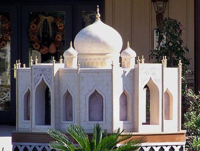 Kwikku, Ada juga rumah anjing dengan desain mirip Taj Mahal yang harganya mencapai Rp  juta gaes