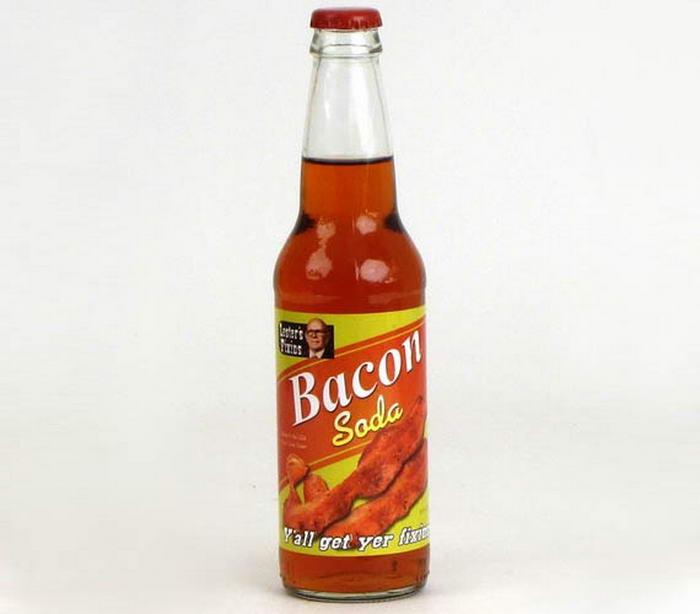 Kwikku, Yang ini mungkin bisa kamu coba untuk yang beragama non muslim Ada soda rasa daging babi gaes