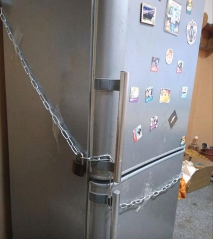 Kwikku, Kirakira apa ya yang ada didalam kulkas ini