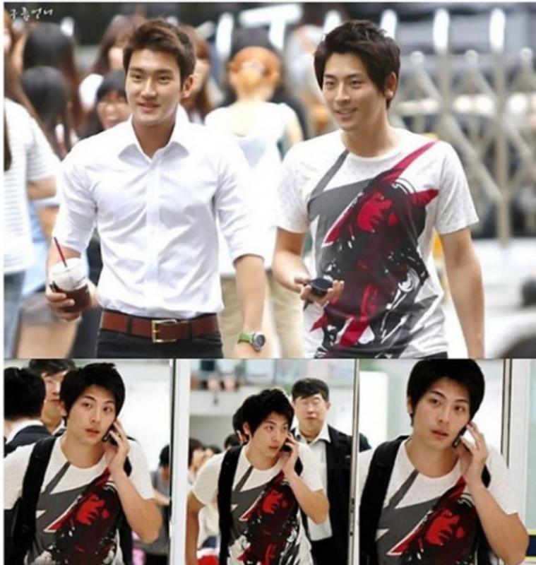 Kwikku, Selain memiliki member yang semuanya tampak ganteng ternyata Super Junior juga memiliki manajer yang nggak kalah ganteng gaes Seperti Kim Jung Hoon misalnya