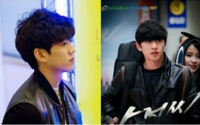 Kwikku, Manajer VIXX Go Shin Woo yang tampan juga tak luput dari sorotan kamera fara fans