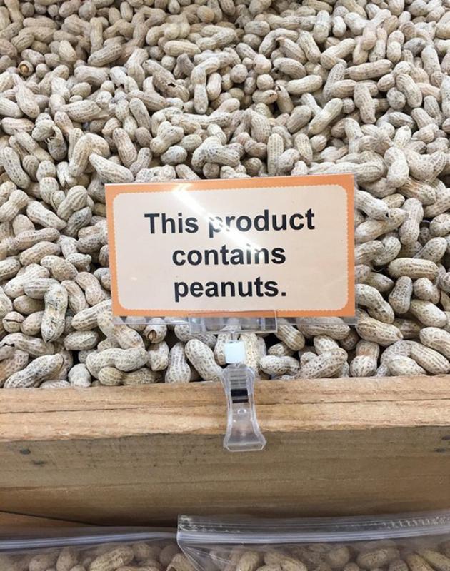 Kwikku, Siapa juga yang bakal berimajinasi jika isi dari dalam kulit kacang itu adalah kedelai Adaada saja ya