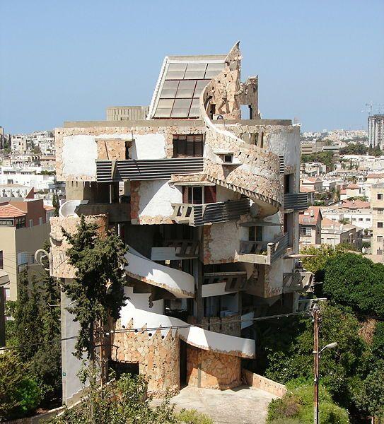 Kwikku, Rumah Spiral Israel