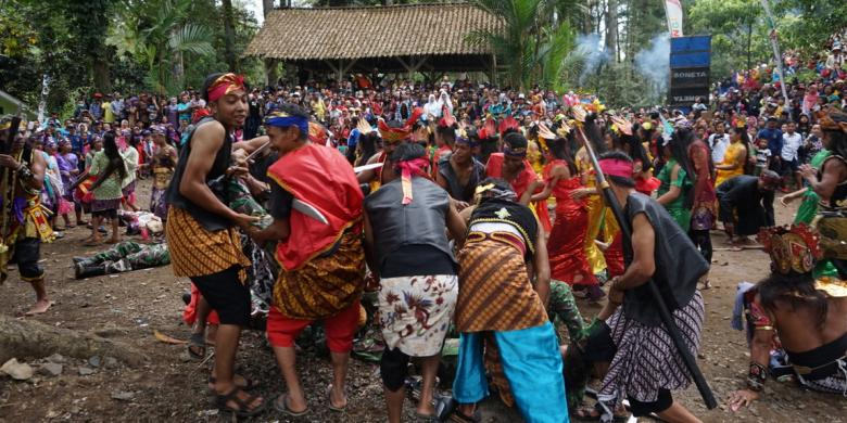 Kwikku, Festival Rowo Bayu