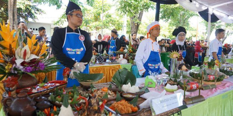 Kwikku, Festival Bakul Banyuwangi Kuliner