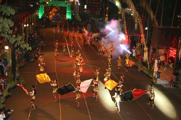 Kwikku, Banyuwangi Night Carnival Festival Kuwung