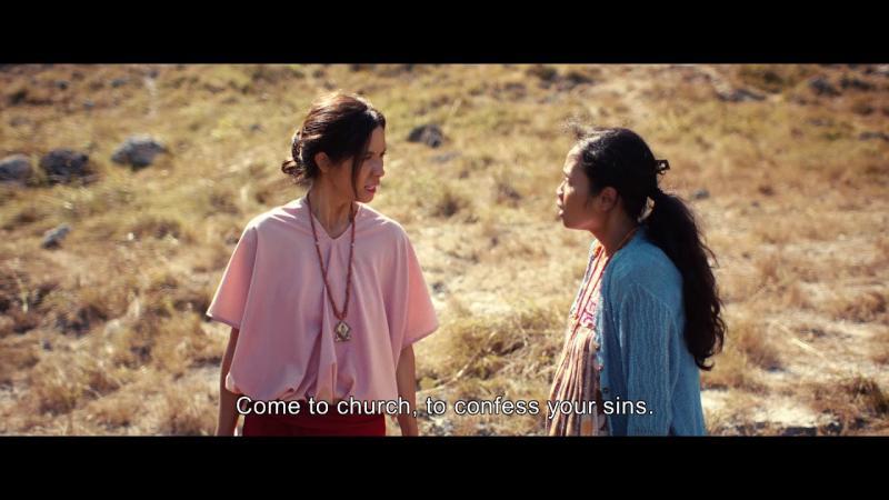 Kwikku, Gunakan Bahasa Sumba dalam Film