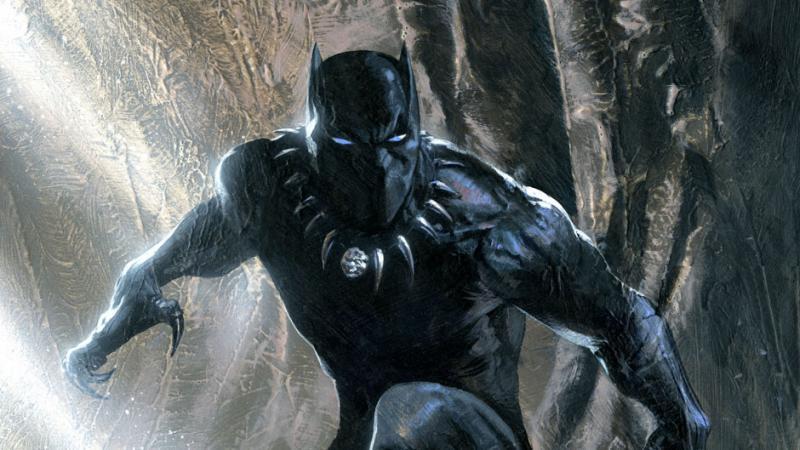 Kwikku, Black Panther