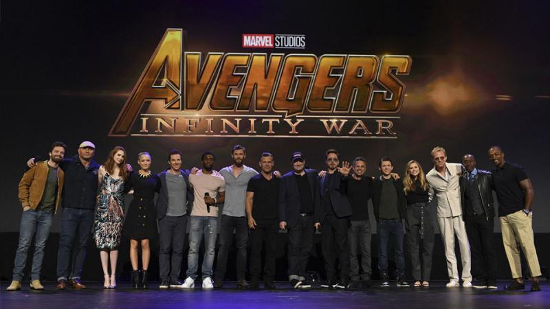 Kwikku, Avengers Infinity War