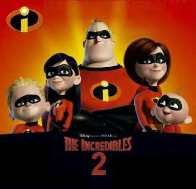 Kwikku, The Incredibles