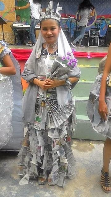 Kwikku, AlaAla Miss Universe Lengkap dengan Mahkotanya