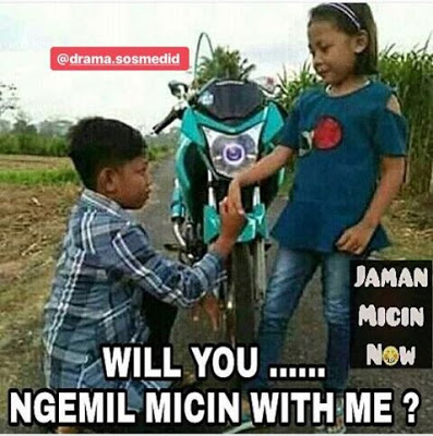 Kwikku, Will You Ngemil Micin With Me