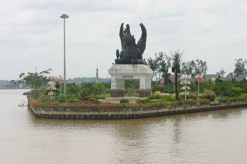 Kwikku, Pulau Kumala Kutai Kertanegara Kalimantan Timur