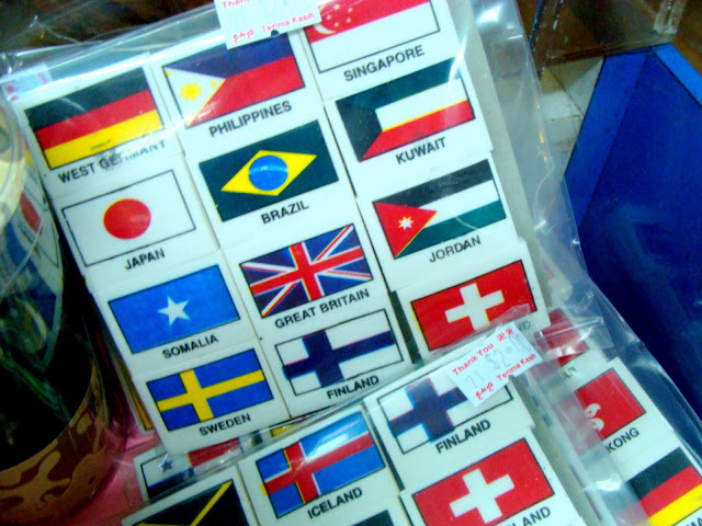 Kwikku, Penghapus Bendera Negara