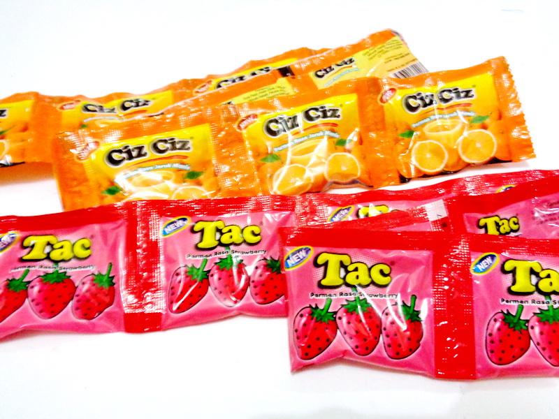 Kwikku, Permen Buah isinya kecilkecil kayak obat tapi rasanya jangan ditanya Segar dan manis Paling favorit rasa jeruk