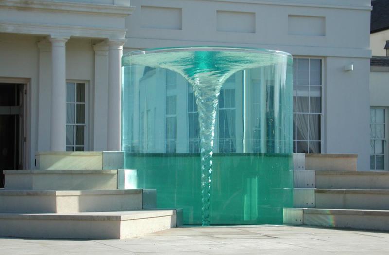 Kwikku, Vortex Fountain Charybdis Sundeland Inggris