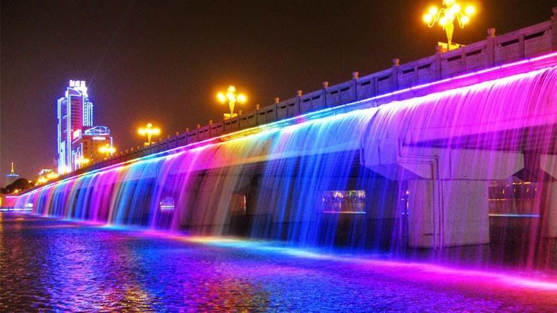 Kwikku, Banpo Bridge Seoul Korea Selatan