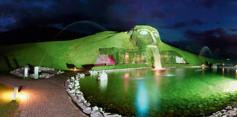 Kwikku, The Swarovski Crystal Worlds Austria
