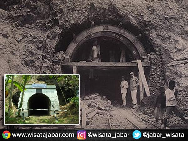 Kwikku, Wilhelmina Terowongan Kereta Api Terpanjang