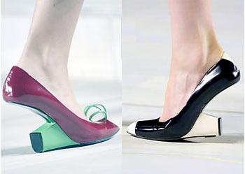 Kwikku, Reverse Heal Shoes Nah lho ini giman coba maksutnya Gak enak banget pasti wkatu dipakai