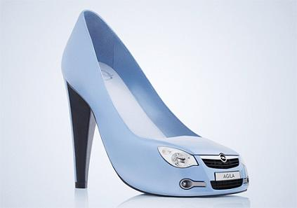Kwikku, Car Shoes Keren nih