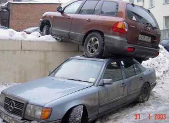 Kwikku, Terlalu mundur kayaknya parkirnya