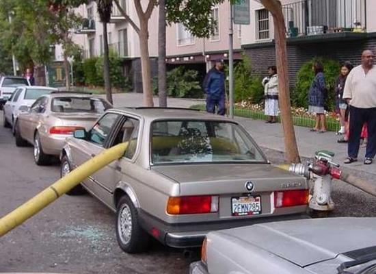 Kwikku, Ini yang salah mobilnya atau saluran pipanya