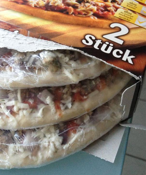 Kwikku, Bagaimana tidak surga dunia kalau beli dua pizza gratis satu lagi