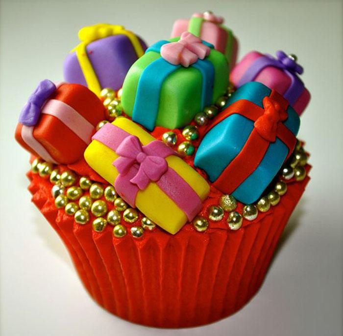 Kwikku, Christmas gift cupcakes jadikan sebagai hadiah terindah di Hari Natal yang dinanti