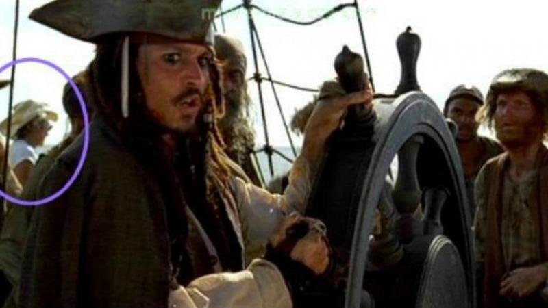 Kwikku, Pirates of Carribean