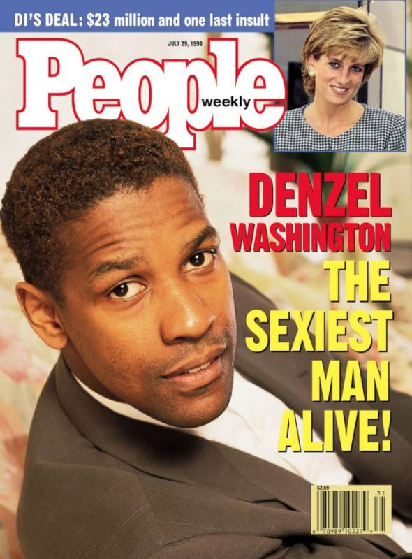 Kwikku,  Denzel Washington