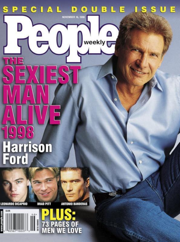 Kwikku,  Harrison Ford