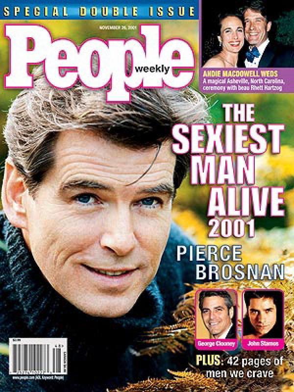 Kwikku,  Pierce Brosnan