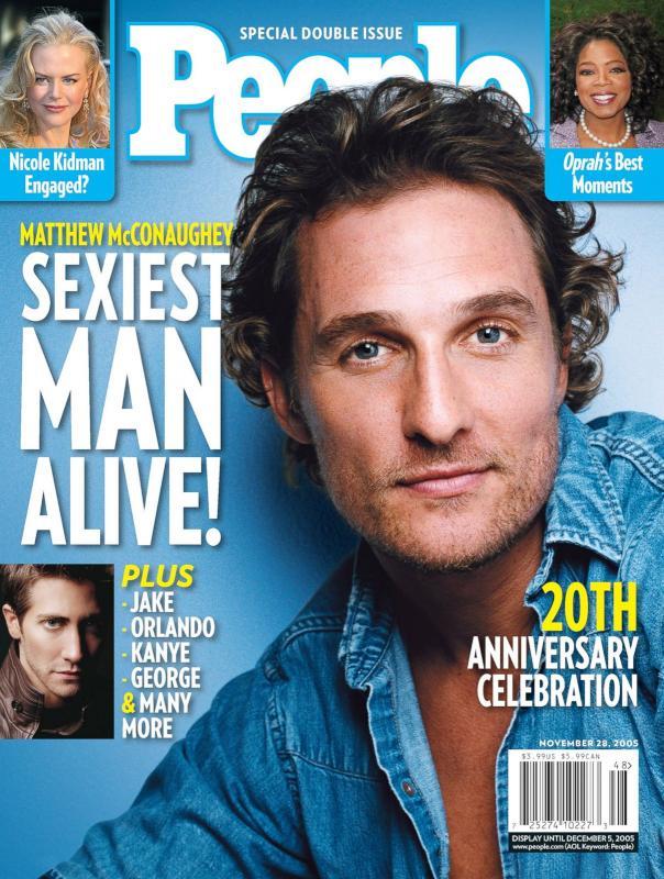 Kwikku,  Matthew McConaughey