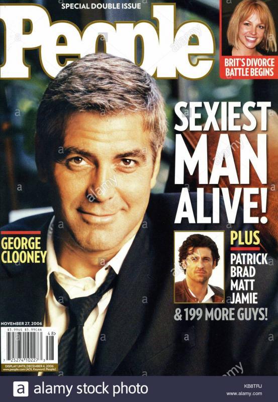 Kwikku,  George Clooney