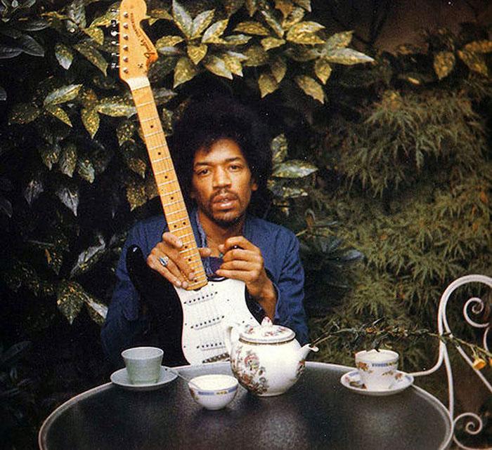 Kwikku, Jimi Hendrix