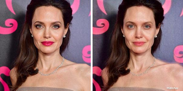 Kwikku, Angelina Jolie