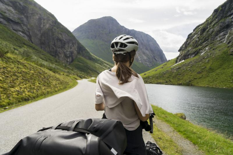 Kwikku, Perlu persiapan fisik maupun mental dalam mengarungi benua dengan sepeda pedal