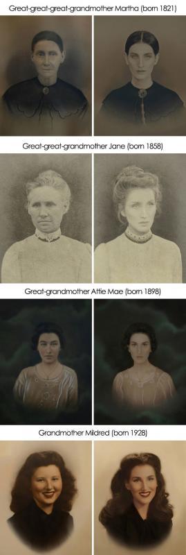 Kwikku, Lima generasi