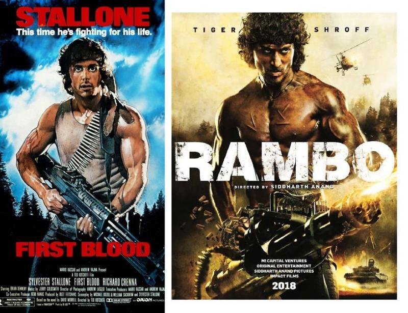Kwikku, Rambo